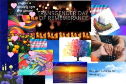 collage of collective art