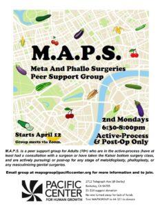MAPS flyer