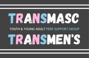youth era transmasc support group logo