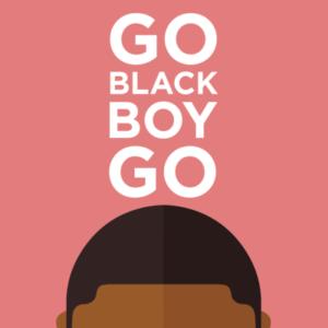 Go Black Boy Go logo